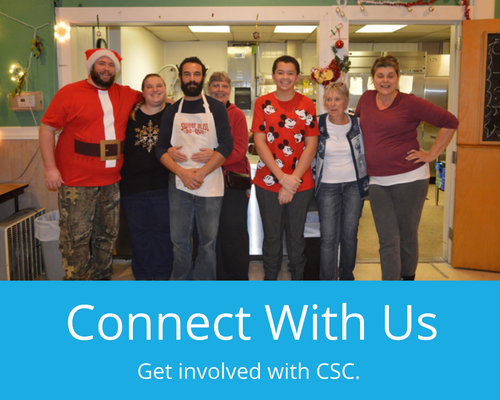 Get involved with CSC!