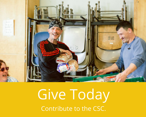Contribute to CSC