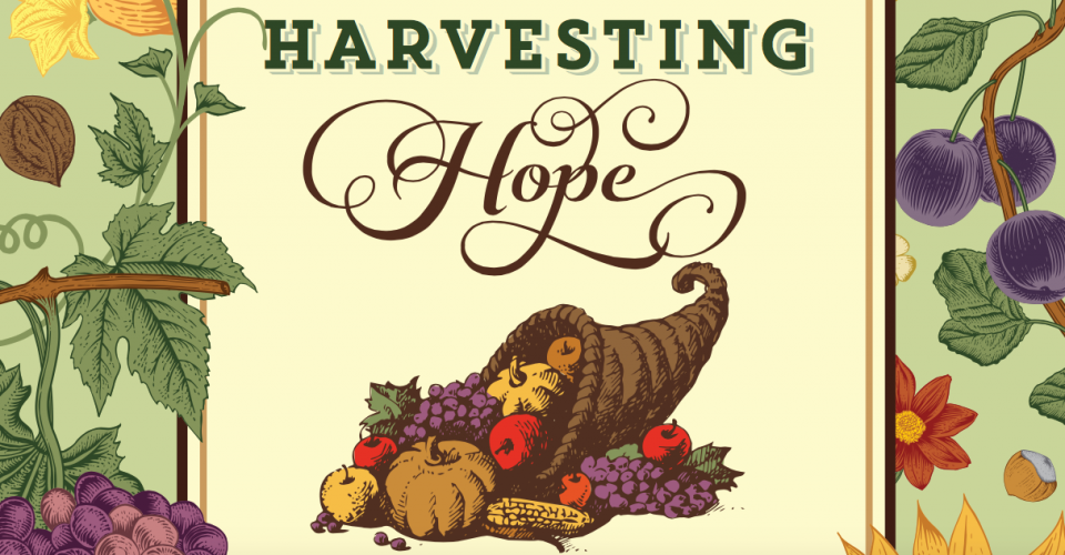 Clackamas Service Center Harvesting Hope Luncheon